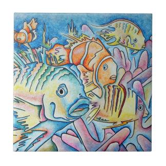 Fish Fantasy Tile