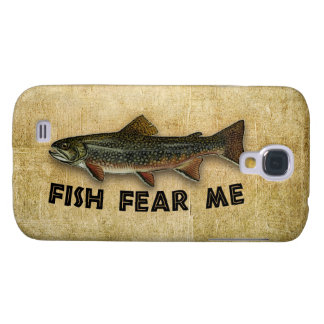 Fish Fear Me Funny Fishing