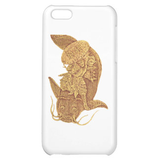 fish fighting case for iPhone 5C