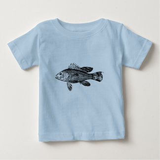 Fish Fisherman Sea Collection Baby T-Shirt