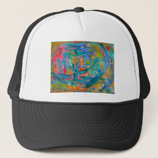 Fish Flip Trucker Hat