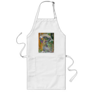 Fish for dinner apron
