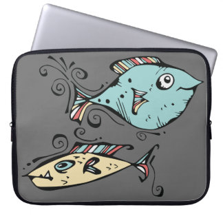 Fish For Gary Laptop Sleeve