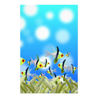 Fish Full Color Flyer