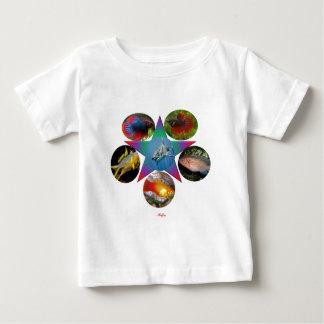 fish,goldfish,carp, fishing, sea, ocean, animal baby T-Shirt