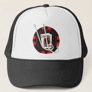 Fish Hooks Trucker Hat