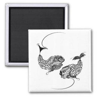 Fish, Horoscope, Zodiac, Pisces Magnet