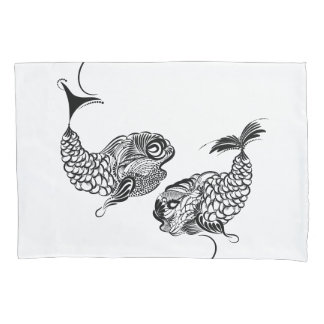 Fish, Horoscope, Zodiac, Pisces Pillowcase