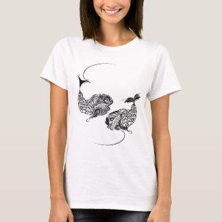 Fish Horoscope, Zodiac, Pisces T-Shirt
