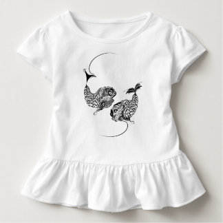 Fish Horoscope, Zodiac, Pisces Toddler T-shirt