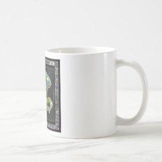 FISH Illuminated graphic artistic design pets Coffee Mug