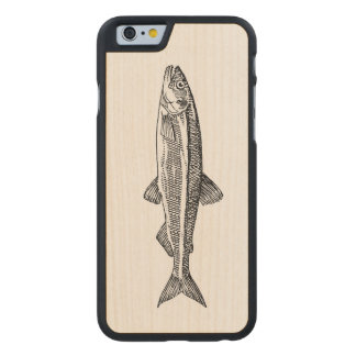 Fish Illustration iPhone case