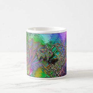 Fish in a Coral Reef - Fantasy Coffee Mug
