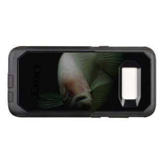 Fish in Tank Portrait OtterBox Commuter Samsung Galaxy S8 Case