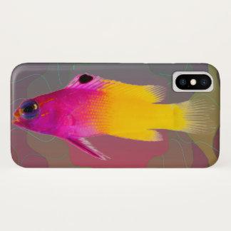 Fish iPhone X Case