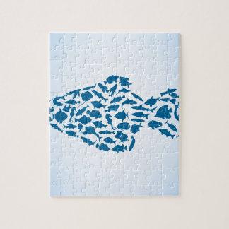 Fish Jigsaw Puzzle