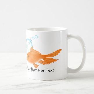 Fish Kiss Mug Personalize Customization