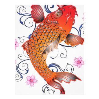 Fish Letterhead