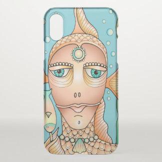 Fish Lollipop iPhone X Case