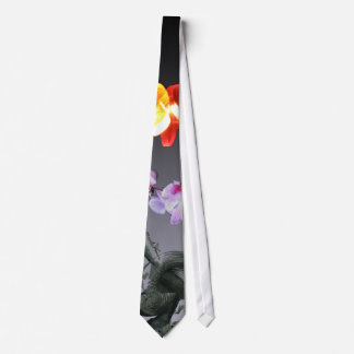 Fish Mermaid Butterfly Flower Fairy Lights Tie