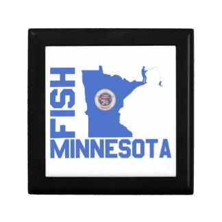 Fish Minnesota Gift Box