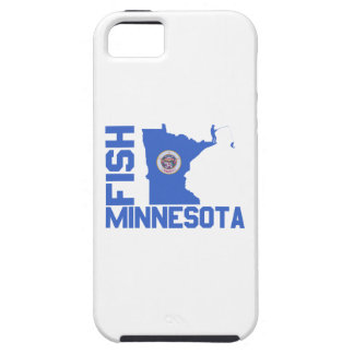 Fish Minnesota iPhone 5 Cover