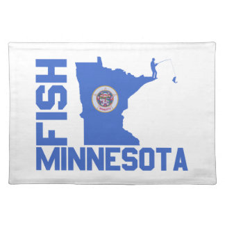 Fish Minnesota Placemat