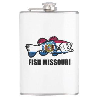 Fish Missouri Flasks