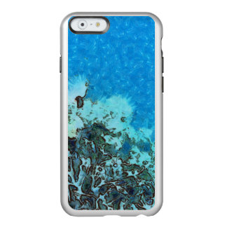 Fish moving over the reef incipio feather® shine iPhone 6 case