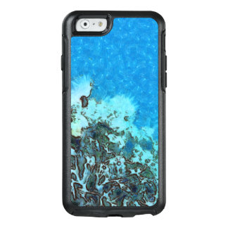 Fish moving over the reef OtterBox iPhone 6/6s case
