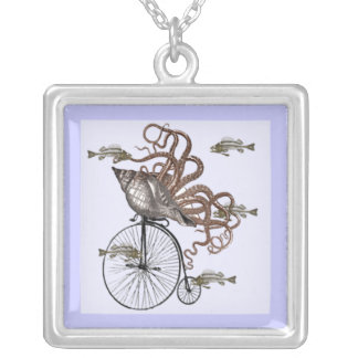 Fish Needs a Bicycle Jewelry