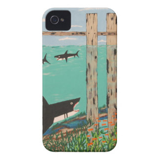 Fish Not Biting Today. iPhone 4 Case-Mate Case