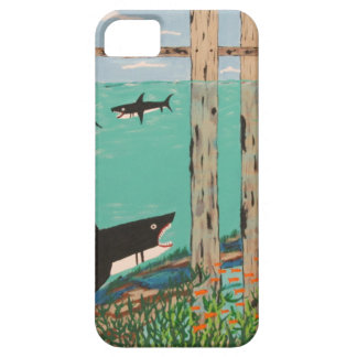 Fish Not Biting Today. iPhone 5 Cases