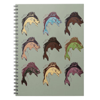 Fish Note Book