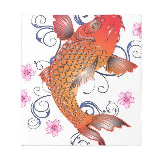 Fish Notepad