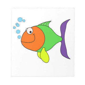 Fish Notepads