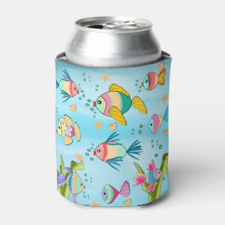 fish of colors can cooler
