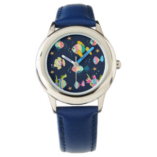 fish of colors watch