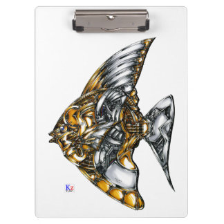 "Fish of opus number 20151028000c ""machine"" clipboard"
