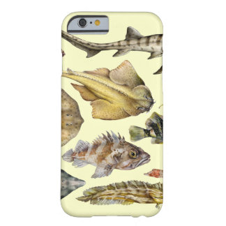 Fish of the Pacific Barely There iPhone 6 Case