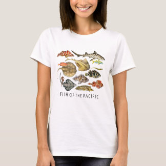 Fish of the Pacific T-Shirt