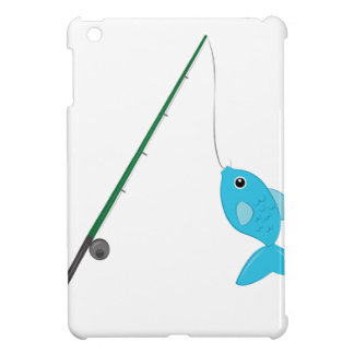 Fish On Pole iPad Mini Cases