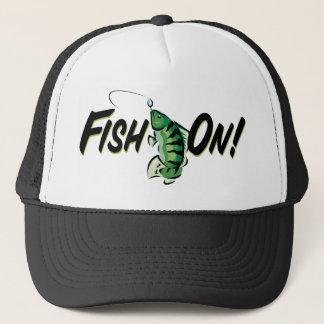 Fish-On Trucker Hat