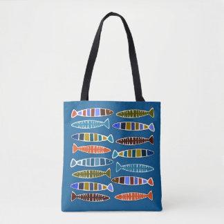 Fish Pattern bags