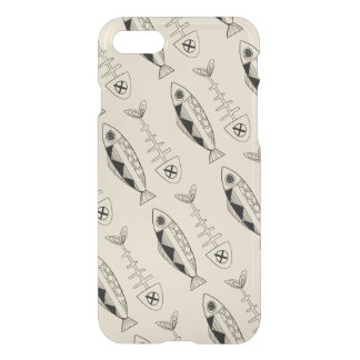 Fish pattern(black),various colours PhoneCase iPhone 8/7 Case
