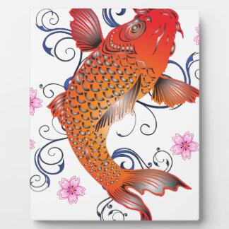 Fish Plaque
