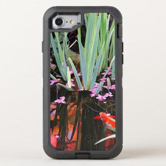 Fish Pond OtterBox Defender iPhone 7 Case