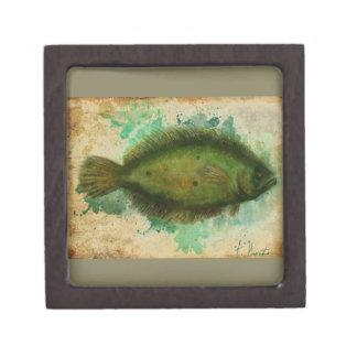 Fish Premium Keepsake Boxes