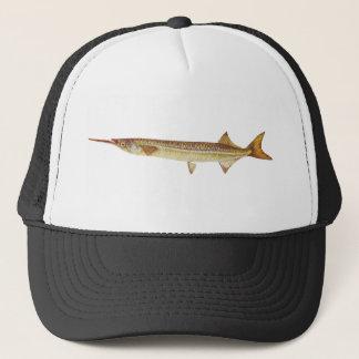 Fish - River Garfish - Hyporhamphus regularis Trucker Hat
