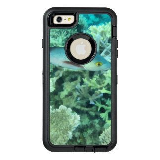 Fish roaming the reef OtterBox defender iPhone case